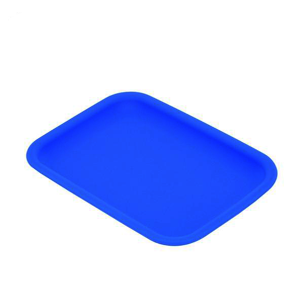 BANDEJA DE ROLAMENTO HERBAL DE SILICONE BLUE smokeshop pontocom