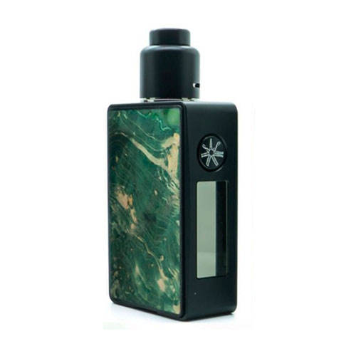 Kit Vape Asmodus Spruzza 80W Black Green Smokeshop Pontocom