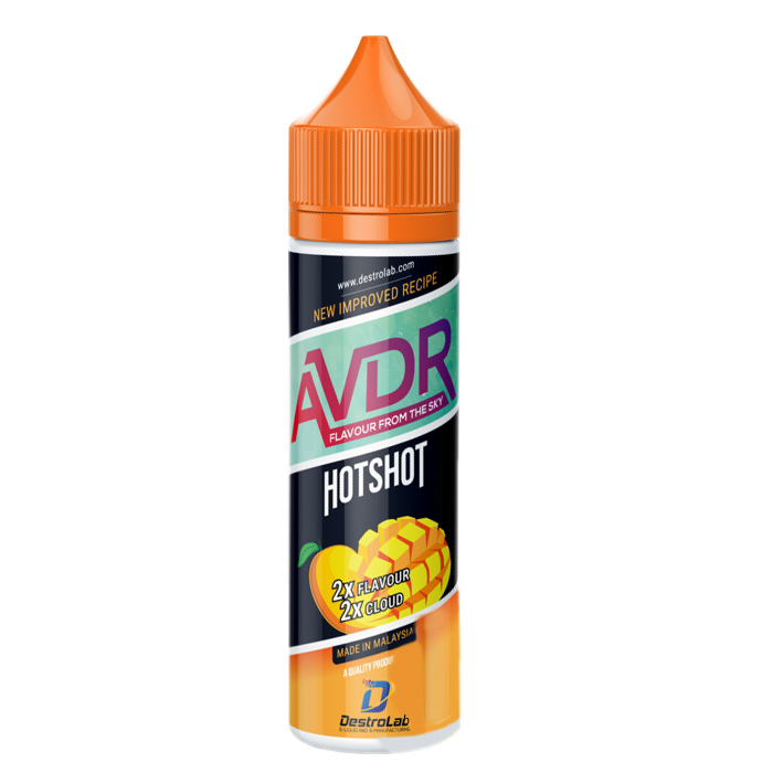 Essência AVDR Hotshot 3mg 60ml smokeshop pontocom