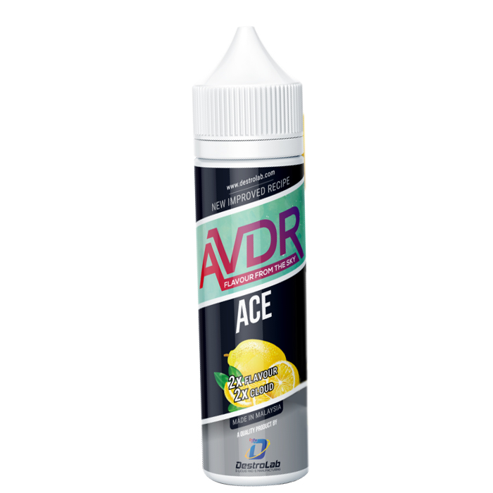 Essência AVDR Ace 3mg 60ml smokeshop pontocom