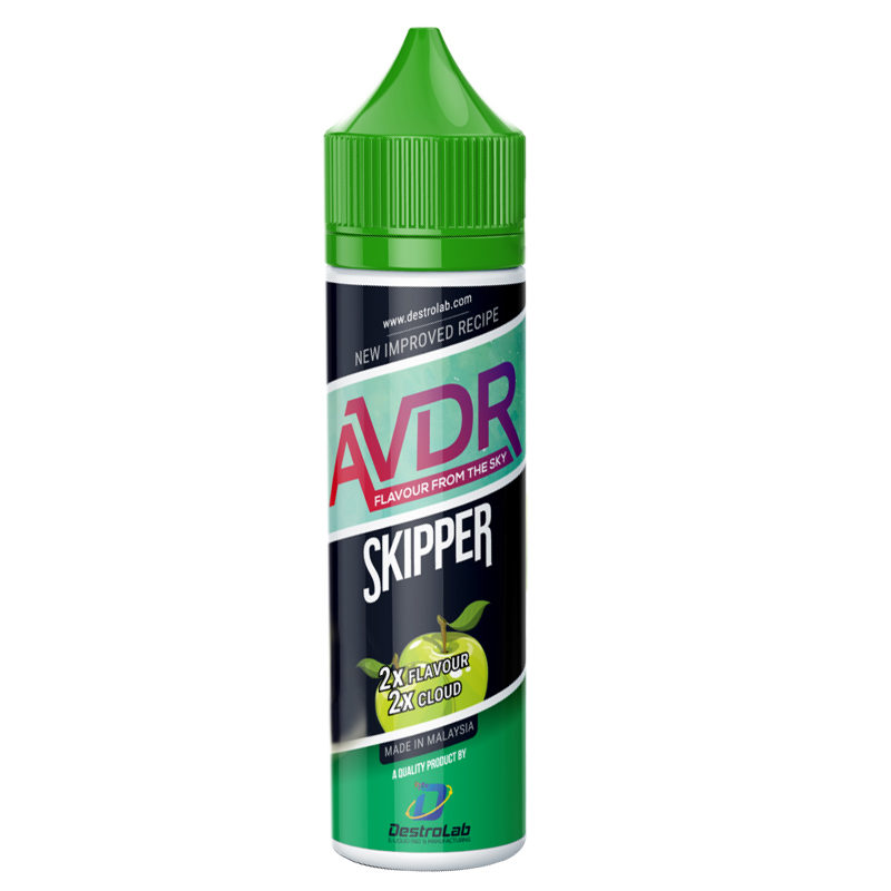Essência AVDR Skipper 3mg 60ml smokeshop pontocom