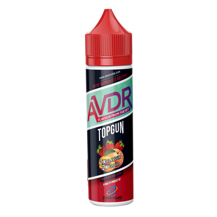 Essência AVDR Topgun 3mg 60ml smokeshop pontocom